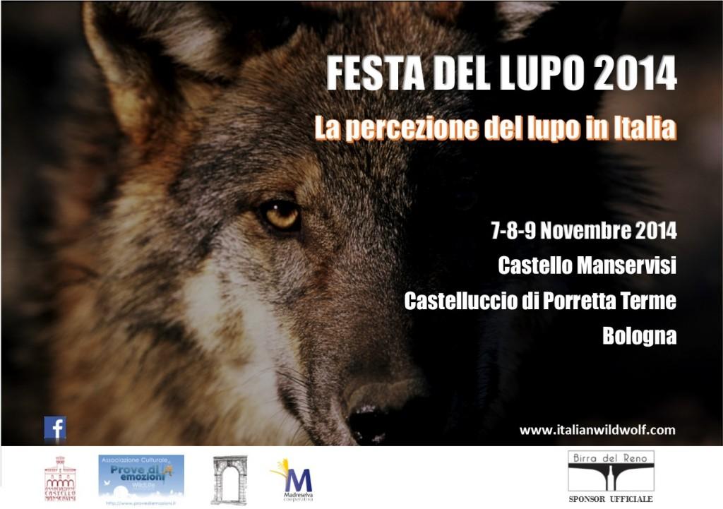 Programma della Festa del lupo 2014