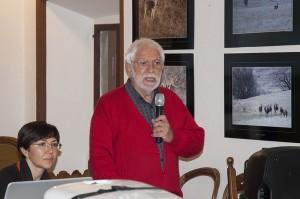 Stefano Semenzato che ha introdotto i lavori e Maria Perrone che ha coordinato gli interventi della giornata