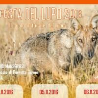Festa del lupo – Conferenza Il ruolo naturale del lupo – 5 novembre 2016